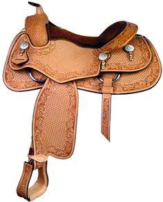 Todd Bergen Reiner Saddle | ChickSaddlery.com