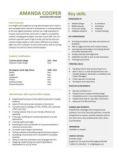 graduate template student jobs career curriculum exciting professional resume samples examples resumes best free home design idea inspiration - Example Of A Resume Format