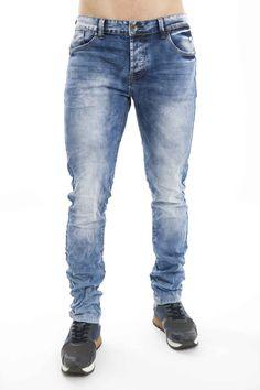 Jeans perna justa