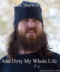 We are crazy about Duck Dynasty. Especially Jase Robertson. Kyle will say things and sound just like him. We watch the episodes over and over. Jase Robertson, Robertson Family, Duck Calls, Duck Commander, Quack Quack, Reality Tv Stars, Look Here, Duck Dynasty, Best Shows Ever