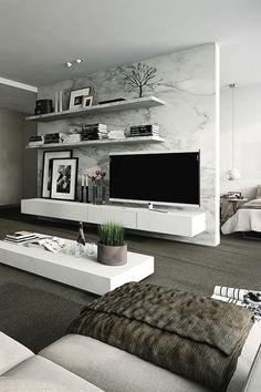 Home design livingroom