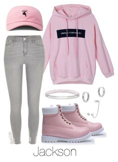 Fly - Jackson  by ari2sk on Polyvore featuring polyvore, fashion, style, River Island, Thomas Sabo, Humble Chic, Swarovski, Timberland and clothing