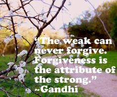 The 7 steps that lead to forgiveness