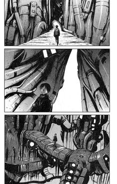 Read Manga Online Free - BLAME - Chapter 009.001 - Page 7