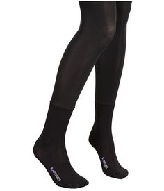 Bootights: Tights with Built-In Socks / 24 Genius Clothing Items Every Girl Needs (via BuzzFeed)
