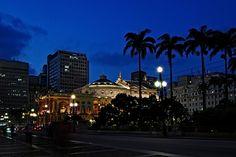 São Paulo - Theatro Municipal by Eli K Hayasaka, via Flickr