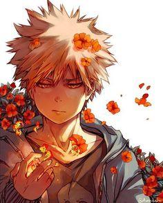 My Hero Academia // BNHA // Katsuki Bakugo // Kacchan