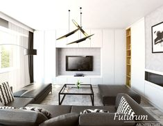 Znalezione obrazy dla zapytania mieszkanie styl nowoczesny