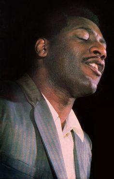 "Known as the voice of soul music, Otis Redding died in a plane crash at 26 years old. His song ""(Sittin' on) The Dock of the Bay"" hit No. 1 in Born in Dawson, Georgia. Music Icon, Soul Music, Music Is Life, My Music, Indie Music, Jazz Music, Music Mix, Rhythm And Blues, Jazz Blues"