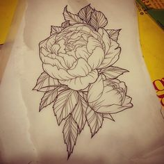 Flowers for my tattoo