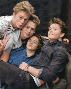 The Vamps..........my daughter loves them and of course so do I!