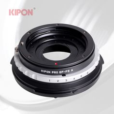 Kipon Adapter W/ Aperture for Canon EOS EF Lens to Sony FZ Mount Camera F5  F55 #kipon