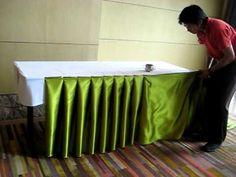 Decorando con Belkys, decoracion de mesa para eventos - YouTube