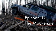 Expedition Overland Alaska/Yukon EP12. After plunging into British Columbia the crew sets out on their most ambitious adventure yet. The Ale...