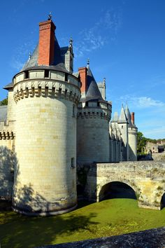 Château de Dissay, France
