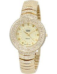Burgi Women's BUR048YG Diamond Accent Crystal Fashion Watch by Burgi $88.99Prime FREE Shipping on eligible orders Show only Burgi items 4 out of 5 stars 26