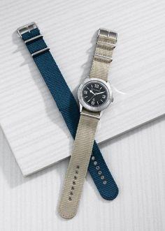 Interchangeable Watch