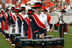 uva marching band - Google Search