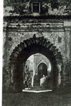 Tetuan puerta de Ceuta