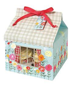 Floral Cupcake Box