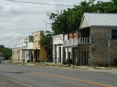 Old-Liberty-Hill-Texas-Downtown