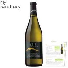 Ariel Chardonnay NonAlcoholic White Wine * Want to know more, click on the image.