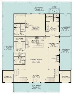 NDG Talk : House Plan Spotlight: Barnwood Manor