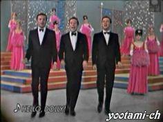 ▶ Andy Williams & Vic Damone & Bobby Darin - Broadway Medley (Year 1965) - YouTube