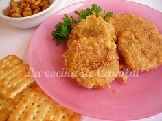 La cocina de Camilni: Pastelitos de patata y salmón
