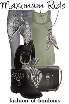 Maximum Ride I love her and I want this so bad