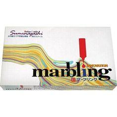Aitoh Boku-Undo Suminagashi Innovation Marbling Kit  | eBay Silk Art, Origami Paper, Types Of Art, Ten, Art Education, Markers, Innovation, Marble, Marker