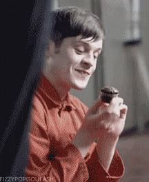 The perfect Misfits Simon IwanRheon Animated GIF for your conversation. Discover and Share the best GIFs on Tenor. The Misfits, Misfits Simon, Misfits Series, Misfits Tv Show, Misfits Cast, Iwan Rheon Misfits, Series Movies, Tv Series, Robert Sheehan