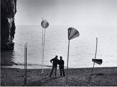 Sound sculptures, by Marco Ferreri