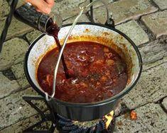 (3) Bográcsos pincepörkölt | Bérczi Róbert receptje - Cookpad receptek Beef, Food, Meat, Essen, Meals, Yemek, Eten, Steak