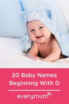 20 Darling Baby Names Beginning With The Letter D. D is for… Darling. With such a huge choice of names for boys and girls, you will be spoiled for choice no matter what your preference.Explore the options available with the letter D. Latest Boys Name, Latest Baby Girl Names, New Born Baby Names, Irish Baby Girl Names, Baby Girl Names Unique, Popular Baby Names, D Names For Girls, D Boy Names, Celebrity Baby Pictures