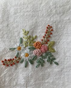 Best 10 gloria gordini's # 187 media content and analytics – SkillOfKing. Bullion Embroidery, Basic Embroidery Stitches, Hand Embroidery Videos, Hand Work Embroidery, Embroidery Flowers Pattern, Simple Embroidery, Learn Embroidery, Vintage Embroidery, Ribbon Embroidery