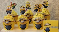 Despicable Me / Minions Birthday Party Ideas | Photo 1 of 10