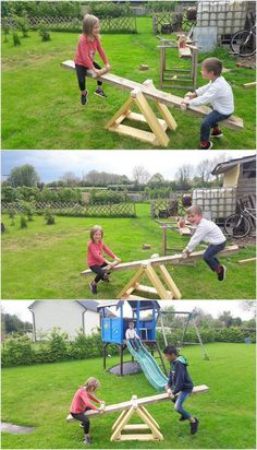 Repurposing Ideas for Old Wooden Pallets: Repurposing the old wooden pallets into something creative and unique is not that much intricate and tough as you do think so. Old wooden pallets. Backyard For Kids, Backyard Projects, Diy Pallet Projects, Diy For Kids, Backyard Ideas, Wood Projects, Diy Pallet Furniture, Repurposed Furniture, Kids Furniture