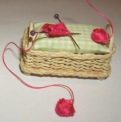 how to: knitting basket