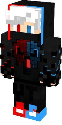 Purple Glass, Red Glass, Black Glass, Minecraft Crafts, Cool Minecraft, Minecraft Skins Blue, Oak Logs, Horse Armor, Blue Hair