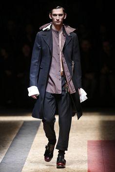 Prada | Menswear - Autumn 2016 | Look 29