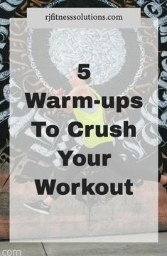Prevent injury and prepare for a great workout with a simple warm-up that last 5 to 15 minutes. Simply use one of the techniques and build your on warm-up. #warmup #exercises #cardio Senior Fitness, Fitness Tips, Fitness Motivation, Dumbbell Workout, Dumbbell Exercises, Strength Training Workouts, Workout Guide, Muscle Groups, Injury Prevention