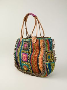 Jamin Puech 'cabas Alcan' Tote -- side view (inspiration only)