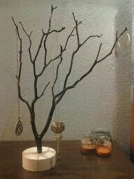 Manzanita Jewelry display Tree by BackCountryDesigns on Etsy