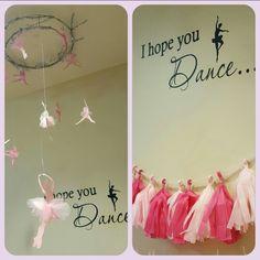 Baby Ballerina, Arabesque, Dance, Studio, Decor, Dancing, Decoration, Studios, Decorating
