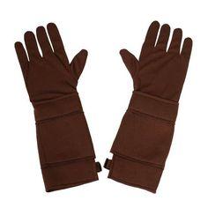 Guantes Capitán América: El Soldado de Invierno. Rubies Si quieres disfrazarte de Capitán América como mínimo ya tienes listos los guantes utilizados por nuestro protagonista fabricados en tela, de talla única para adultos y 100% oficiales y licenciados.