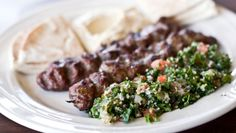 Lebanese Kofta (or Kafta) | Tasty Kitchen: A delightful, juicy Kofta to fill your pita bread or is it the other way around? Do add at least a 1/2 or 1 tsp. of cumin and you find yourself in the Mediterranean.