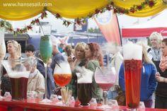 Drinking magic punch @ Hanse Sail Rostock.  Foto: Hanse Sail Rostock/Lutz Zimmermann