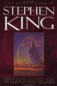 My favourite of the Dark Tower series. You know how this one is going to end before you even start reading, but it still managed to make me cry.