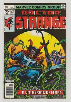 Doctor Strange Vol 2 30 Comic Book. VF. by RubbersuitStudios #doctorstrange #comicbooks